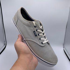 Womens Gray Vans - Size 10